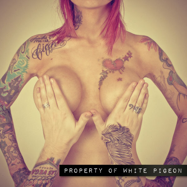 Property of White Pigeon album cover